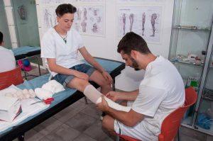 Prácticas Curso Fisioterapia 01