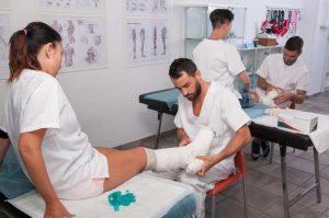 Prácticas Curso Fisioterapia 03