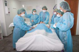 Prácticas Curso Enfermería en Barcelona 86