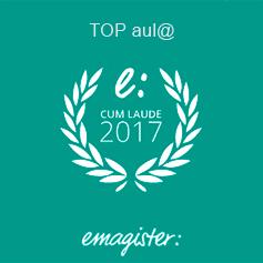 Cumlaude emagister 2017 - TOP aul@ Salud