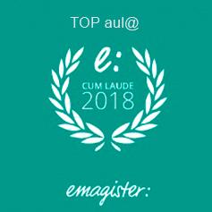 Cumlaude emagister 2018 TOP aul@ Salud