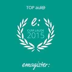 Certificado Cum Laude 2015