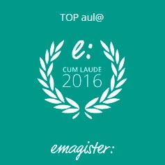 Certificado Cum Laude 2016