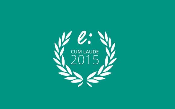 TOP aul@ recibe el sello Cum Laude de Emagister