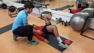 Curso Fisioterapia Deportiva en Barcelona