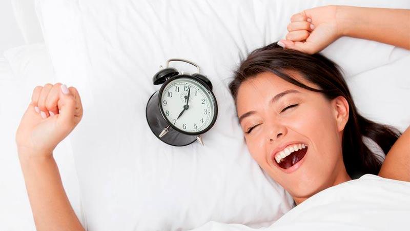 ¿Cómo reducir los efectos del cambio horario? - TOP aul@ Salud