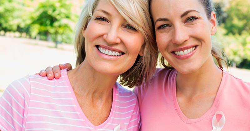 19 de Octubre Día mundial contra el cáncer de mama - TOP aul@ Salud