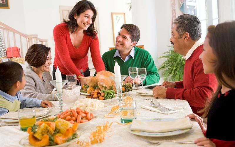 6 consejos para sobrevivir a los excesos de la navidad - TOP aul@ Salud