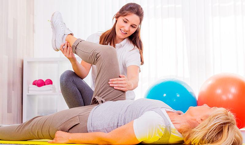 Fisioterapia Geriátrica: 5 consejos prácticos - TOP aul@ Salud