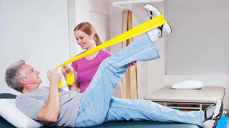 5 ejercicios recomendables para recuperarse del ictus - TOP aul@ Salud