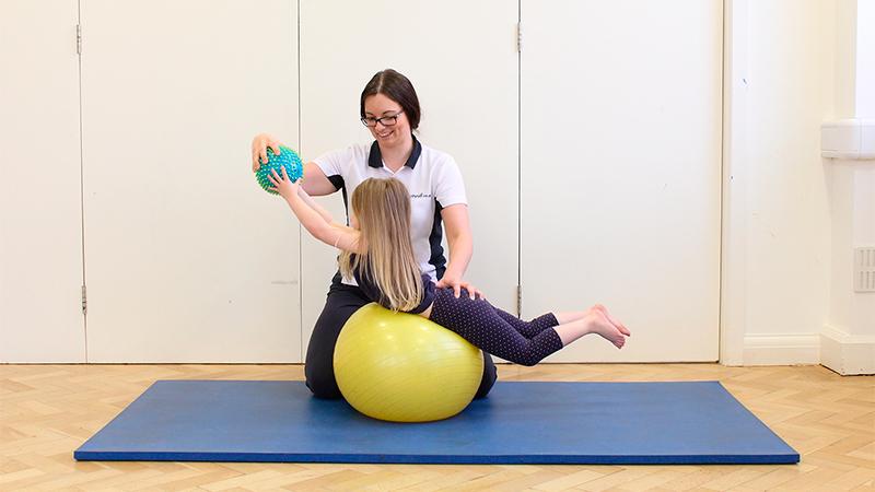 Fisioterapia infantil - TOP aul@ Salud