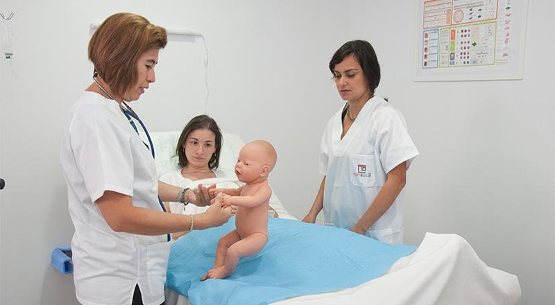 Auxiliar de Enfermería en Barcelona - TOP aul@ Salud