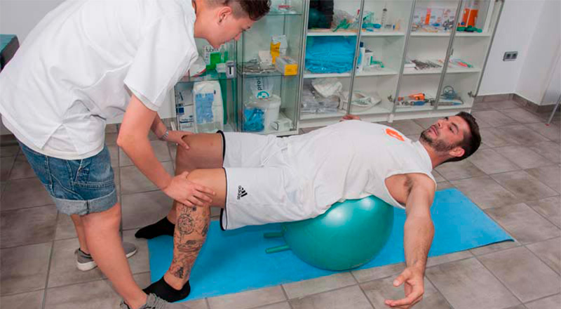 Auxiliar de Fisioterapia en Barcelona - TOP aul@ Salud