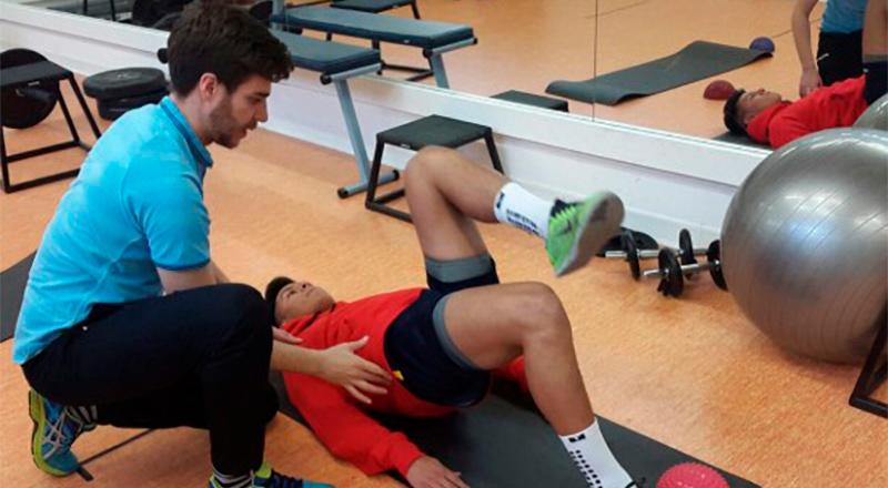 Técnico Auxiliar en Fisioterapia Deportiva en Barcelona - TOP aul@ Salud