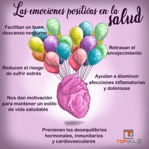 Infografía ¿Las enfermedades físicas están relacionadas con nuestras emociones? - www.topaula.com