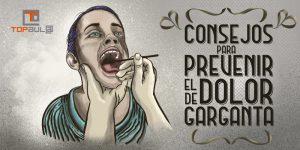 Consejos para prevenir el dolor de garganta - www.topaula.com