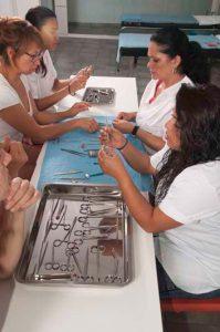 Practicas Curso Auxiliar Dental TOP aul@