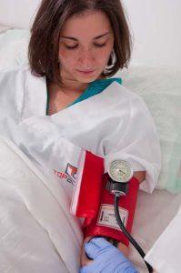 Prácticas Curso Auxiliar de Enfermería TOP aul@