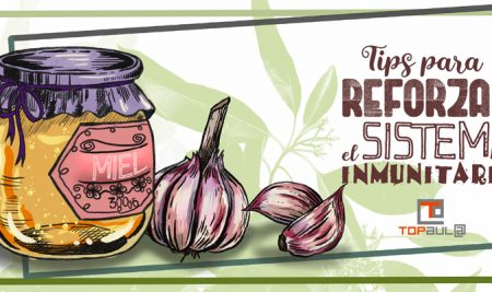 Tips para reforzar el sistema inmunitario